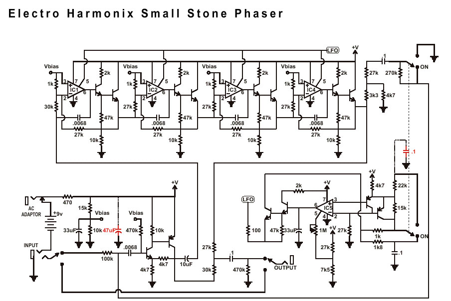 Small Stone phaser (clone)